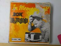 Don Drummond-In Memory Of Vinyl LP REGGAE/SKA