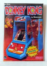 "Vintage DONKEY KONG Table Top Arcade Game COLECO 2"" x 3"" Fridge MAGNET NINTENDO"