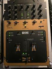 RANE TTM 56 & SERATO SL1 BUNDLE ~ GOLD FACEPLATE