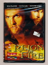 Reign of Fire 2002 dragons Dvd Language: English, Russian Sub: Ru, Lv, Ee