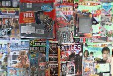 Dr Who batallas en tiempo y aventura Revistas & Trading Cards