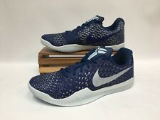 Nike Mamba Instinct Basketball Shoes Paramount Blue White 852473-400 Men's NEW