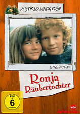Astrid Lindgren RONJA Robber's daughter of the Feature film / Cinema movie DVD