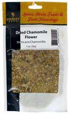 Dried Chamomile Flower 1oz