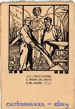 WW1 WWI Propaganda - Attilio - Nella Vittoria... - Formato Grande - PV242
