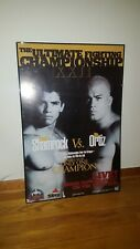 UFC 22 Poster SEG Frank Shamrock Tito Ortiz