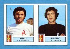 CALCIATORI 1975-76 Panini - Figurina-Sticker n. 450 -VITALI#SULFARO-VICENZA-New