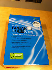 Nuance Speak and See Suite Software