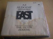 AZ ALDOZAT ( SZODOMA ) EAST - THE VICTIM ( SODOM ) PROG ROCK LP