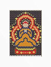 Buddha~Beaded Banner Pattern