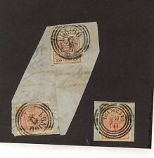 Austria  Lombardy  lot of stamps and covers