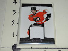 2011-12 DOMINION Matt READ #68 SP/100 Game Used Jersey - Philadelphia FLYERS