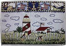 Lighthouse Placemats Tapestry Cloth Style G 1pc