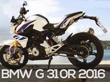 WORKSHOP SERVICE REPAIR MANUAL  BMW G 310 R M.Y. 2017 (edition.03.2017)