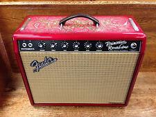 Alessandro Handwired Fender 1965 Princeton reverb blackface RI PINK PAISLEY LTD