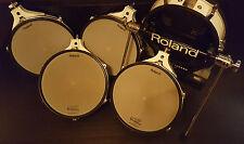 Musikinstrument Schlagzeug Roland