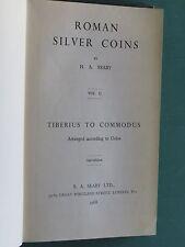 Roman Silver Coins vol II Tiberius to Commodus.