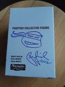 Teenage Mutant Ninja Turtles Fugitoid Playmates Figure Signed by Peter Laird '16