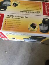 Sunbeam Hand & Stand 5-Speed Mixer - FPSBHS0302