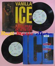 LP 45 7'' VANILLA ICE Satisfaction 1991 SBK 29 2044257 (*) no cd mc dvd