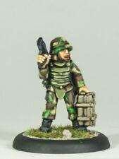 soldat pistolet et Pack bbz22 - BILLES & BRAINS - Minifigurines - Spécial