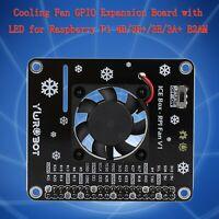 GPIO Carte d'extension Fan Splendid LED Module pour Raspberry Pi 4B 3B+ 3B AF