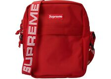 Supreme SS18 Red Shoulder Bag Cordura Fabric