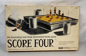Vintage Score Four Game Lakeside