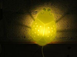 IKEA Lady Bug Wall Lamp Night Light