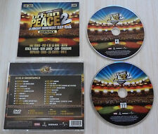 CD + DVD ALBUM URBAN PEACE 2 RAP RNB STADE DE FRANCE 21 TITRES + DVD ROHFF