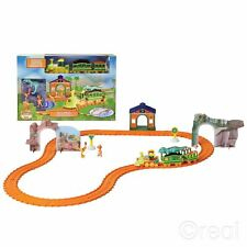 New Dinosaur Train Motorized Dino Track Adventure Playset & Figures Official