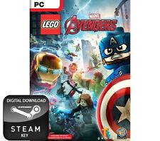 LEGO MARVEL AVENGERS PC STEAM KEY