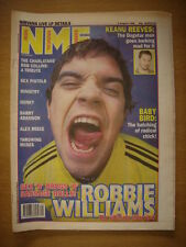 NME 1996 AUGUST 3 ROBBIE WILLIAMS DOGSTAR THE SEX PISTOLS