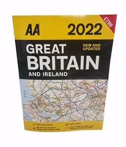 The AA Great Britain and Ireland Roadmap 2022