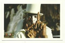 James Bond postcard - 'Live and Let Die' - Geoffrey Holder