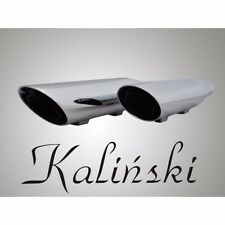 KALINSKI Exhaust Silencer Harley Davidson Sportster -2014