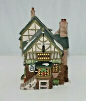Dept 56 Dickens Village The Pied Bull Inn 2'nd Edition 57517
