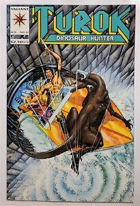 Turok, Dinosaur Hunter #12 (Jun 1994, Acclaim / Valiant) NM