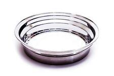 "2x 15"" BBS RM RS 30 Bolt 3.5"" Aluminium Split Rim Outer Deep Dish Lip Polished"