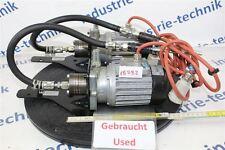 SKF EB56N2075-58+MMV Lubrificazione Pompa a ingranaggi 2X2.115.105