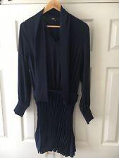 MAJE Rivage Bleu dress size 3