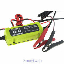 Batterie Ladegerät Speeds BL150 für 6V 12V Blei, MF, Gel