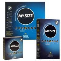 MY.SIZE 3/10/36 Kondome, Größe: 57 mm, Condom, perfekter Sitz