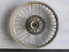 YAMAHA YZ 125 1990 MODEL FRONT WHEEL RIM