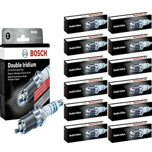 12 Bosch Iridium Spark Plugs For 2007-2012 MAYBACH 62 V12-6.0L