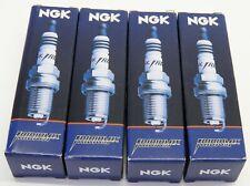 NEW NGK CR9EIX IRIDIUM SPARK PLUGS (4) PACK SUZUKI GSXR GSX-R 600 750 1000 Hayab