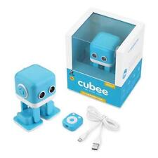 WLtoys WL Tech Cubee F9. Amusement Educational Smart Robot Toy. BLUE. USA Seller