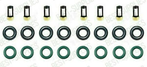 Fuel Injector Rebuild Repair Kit FOR 2005-2007 Ford Lincoln 5.4 V8