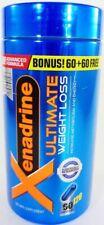 Muscletech Xenadrine Ultimate Weight Loss Supplement Bonus 120 Capsules NEW