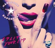 HARDCORE SUPERSTAR Split Your Lip   CD